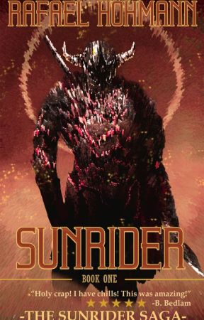 SunRider by flashhitter