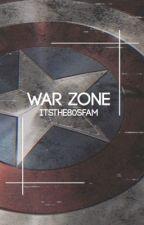 War Zone || Steve Rogers by itsthe80sfam