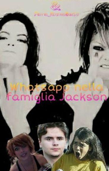 Whatsapp nella famiglia Jackson