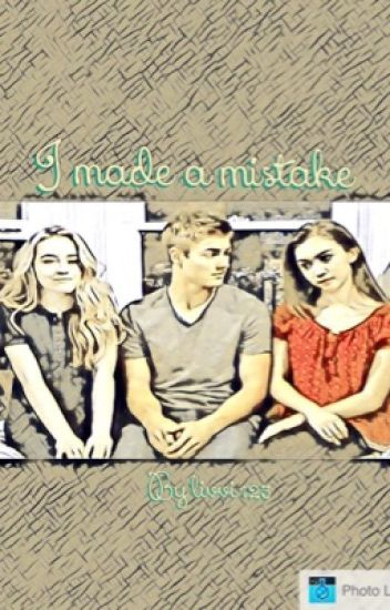 I made a mistake~rucas