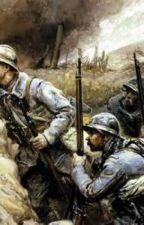 Histoire de deux soldats ennemis by PaulineGbn