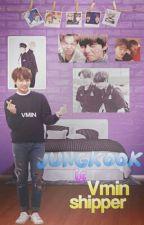 JungKook is VMin shipper. by HHfalm112