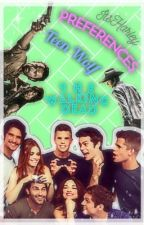 PREFERENCES: Teen Wolf, The Walking Dead by -itsharley