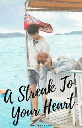 إِضطِراب نُظم قَلبي   A Strike to Your Heart    by jonginbabysoo