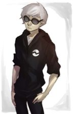Not So Cool Kid: Dave Strider X Reader  by Blue__Eyed__Princess