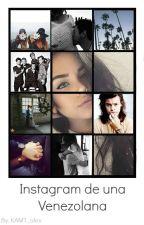 Instagram De Una Venezolana H.S by Dangerouslykk