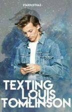 Texting Louis Tomlinson [Estonian translation] by Mellifluousxx