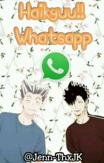 Haikyuu Whatsapp