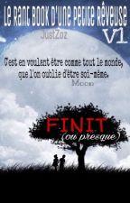 Le Rant Book D'une Petite Rêveuse by JustZoz
