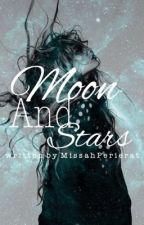 Moon & Stars by MissahPerierat