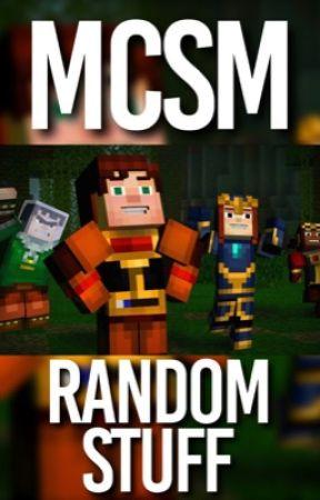 Mcsm Random Stuff Mineheart Story Mode Wattpad