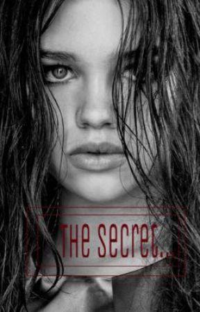 THE SECRET...  by hazzawifefic