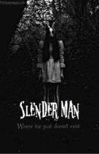 Slender man //MITW by Marinettemystar