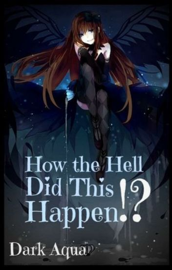 How the Hell did this happen?! Black Butler fan fic