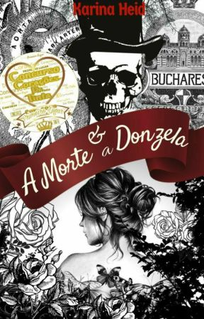 A Morte e a Donzela by KarinaHeid