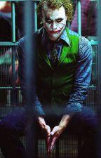 Joker imagines by XLaineySkeletonX
