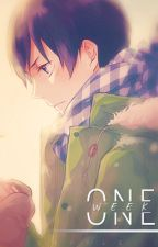 one week . [ kageyama tobio x reader ] by isagwa