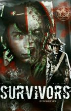 Survivors • Carl Grimes  by stylinsongrierz