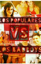 Los Populares Vs Los Badboys. by Paioignaedo