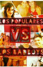Los Populares Vs Los Badboys || PAUSADA by Paioignaedo