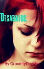 Desabafos  by GracietyDuarte