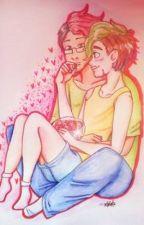 Nerd Love  by ninjabear345