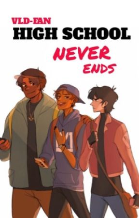 Voltron LD: High School Never Ends by VLD-FAN