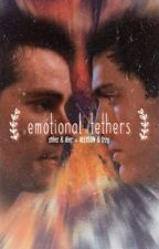 Emotional Tethers | Stiles and Alec by voidstalec