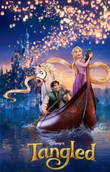 Out Of My League (A Rapunzel: Tangled Tale Fan Fiction)