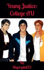 Young Justice: College AU by Skycrystal23