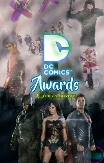 Dc Cómics Awards  CERRADO 