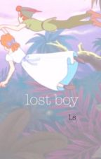 lost boy- l.s  by colorless_thoughts