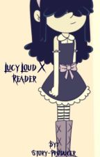 """Dark and Beauitiful"" : Lucy loud X boy reader  by Story-Producer"