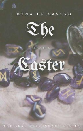 The Caster by msshygirl_21
