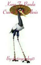 Kung Fu Panda Crane X  OC Alexis by destinycopley13
