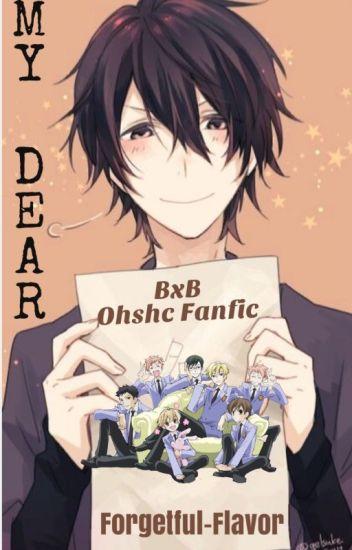 My Dear (bxb ohshc fanfic)