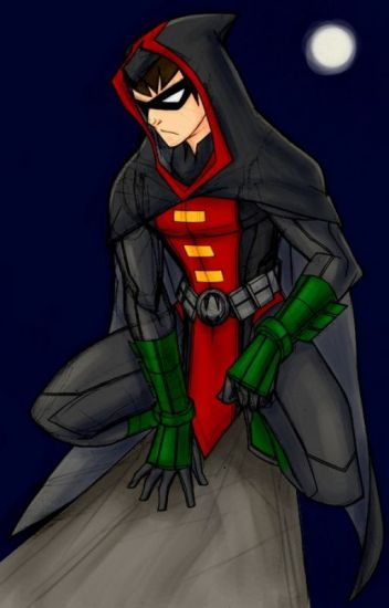 Slowly Breaking Away- A Young Justice Fanfiction AU