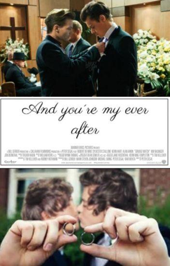 And you're my ever after {traducción}