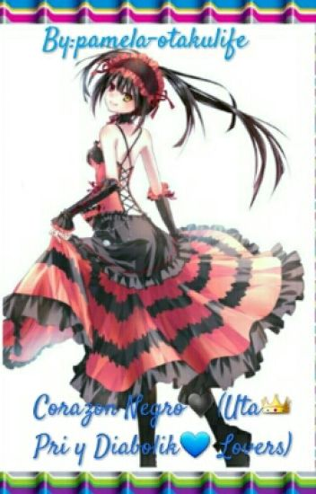 Corazon Negro♥(UtaPri y Diabolik Lovers)