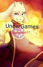 UnderGames by livnlikeme77
