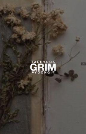 grim ✖ yoongi by taehyuck