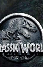 Jurassic World 2 Fanfic by davtthenerd