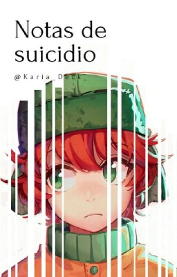 Notas De Suicidio (Stan x Kyle)