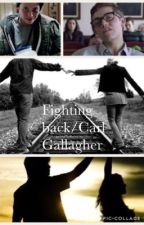 Fighting Back/ Carl Gallagher by cilax2