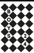 Boys24 Chatroom by HourToPentagon9