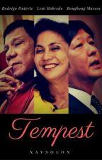 Tempest (Bongbong Marcos-Leni Robredo-Rodrigo Duterte) by xavsolon