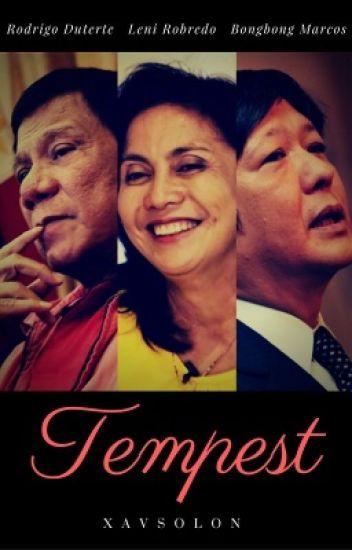 Tempest (Bongbong Marcos-Leni Robredo-Rodrigo Duterte)