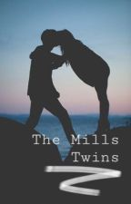 The Mills Twins by irrelevantlywriting