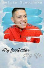 My Footballer-My Life ||Stępiński||Zawieszone|| by JuliaPrzybylak