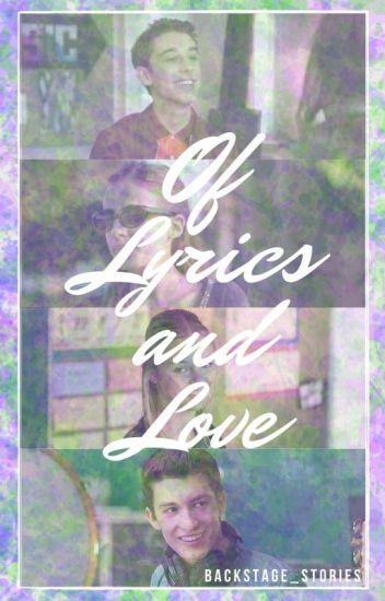 Backstage- Of Lyrics and Love